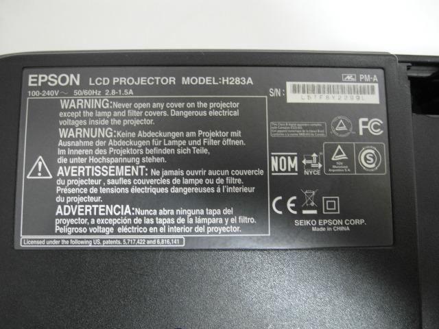 Projetor Epson S6+ S6 2200 Lúmens - Foto 6