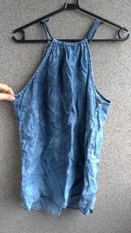 Blusas femininas e vestido - Foto 2