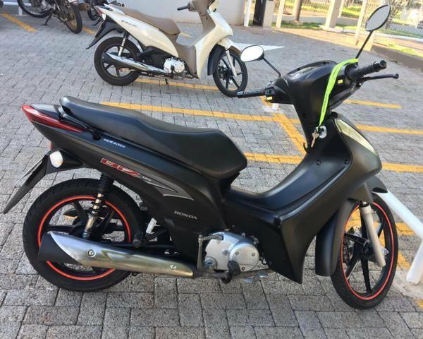 Moto BIZ 125 EX/ 125 EX FLEX modelo está em ótimo - Foto 6
