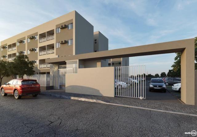 MF - Condomínio Clube no janga,2 Quartos,Varanda* e lazer! - Foto 4