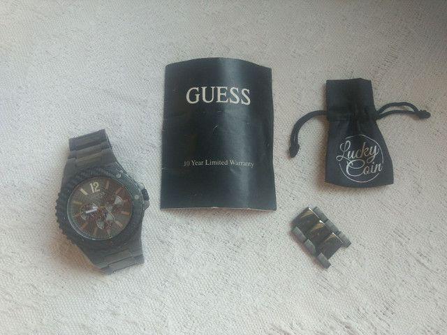 Relógio Guess Original - Top!!! - Foto 4