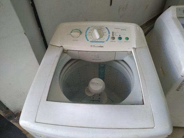 Maquina de lavar eletrolux 12 kilos boa e barata pra ir embora hoje