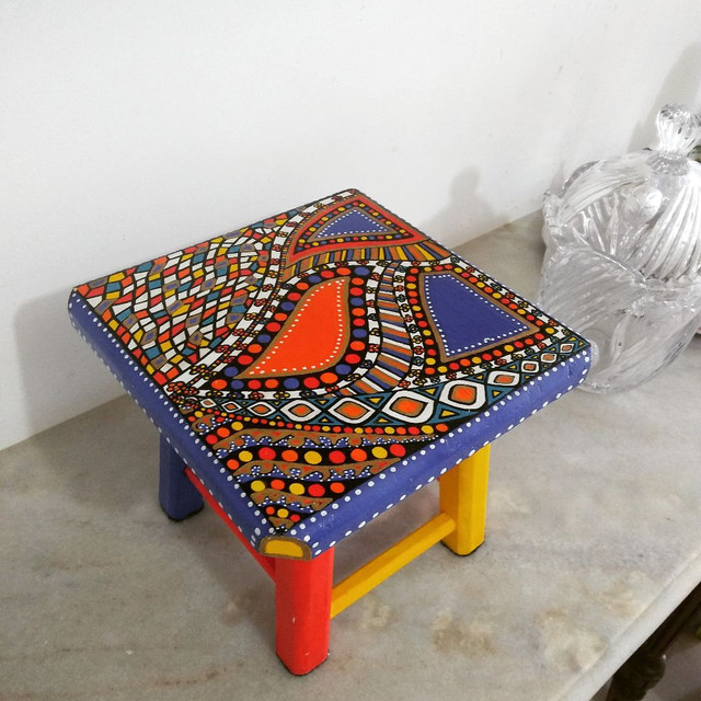 Cadeiras kid top art Clóvis Loureiro - Foto 2