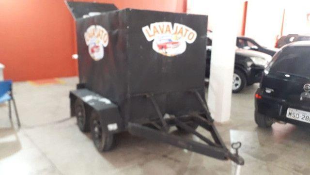 Vendo Lava Jato Movel - aceito troca em moto(cg, biz, pcx) e carro(mais novo)