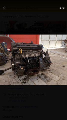 Motor zetec 2.0 16v gasolina - Foto 5