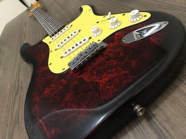 Guitarra Condor RX20S - Estudo troca