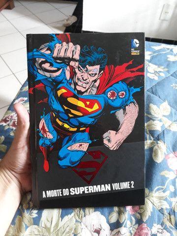 A morte do Superman vol 2