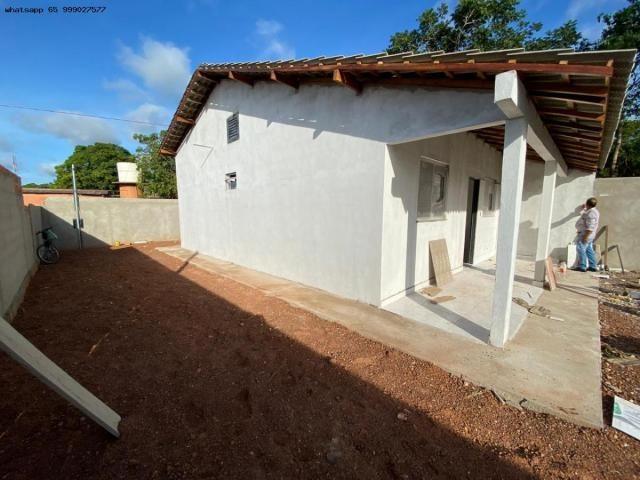 Casa para Venda em Várzea Grande, Colinas Verdejantes, 2 dormitórios, 1 banheiro, 2 vagas - Foto 14