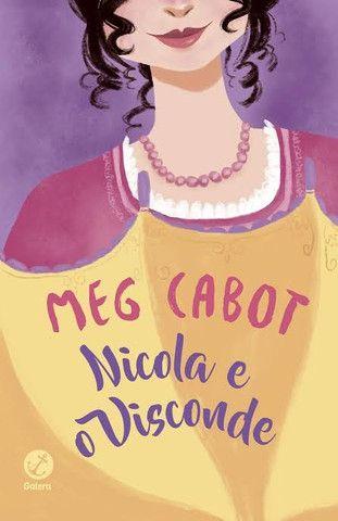 Livro: Nicola e o Visconde