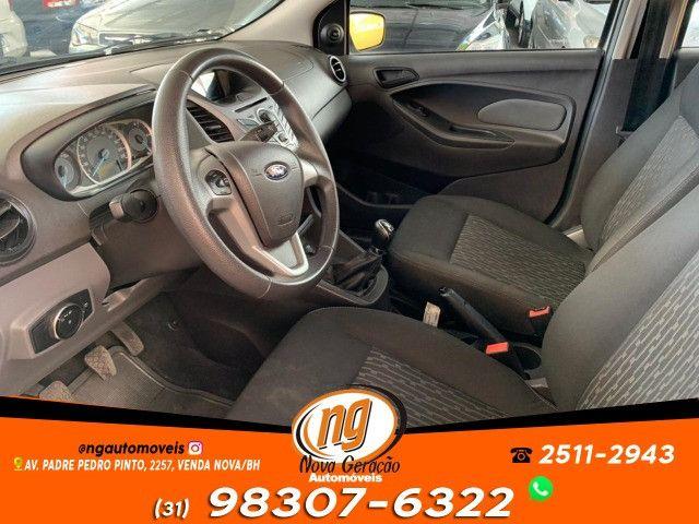 Ford Ka 1.0 SE 2017 Muito Novo - Foto 11