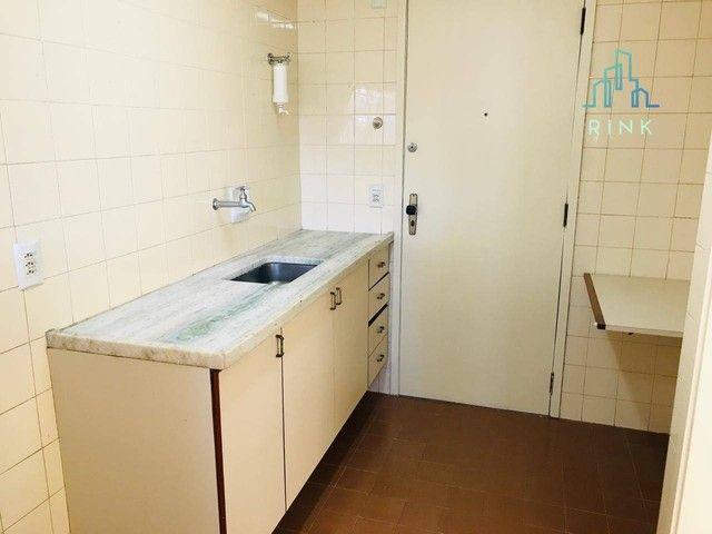 Apartamento com 1 dormitório para alugar, 50 m² - Icaraí - Niterói/RJ - Foto 7