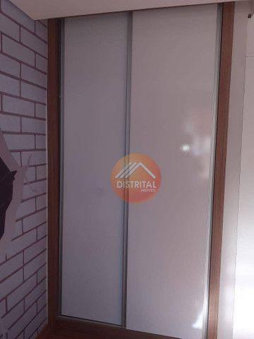 Cobertura com 4 dormitórios à venda, 180 m² por R$ 750.000,00 - Paquetá - Belo Horizonte/M - Foto 8