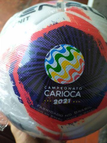 Bola penalty OFICIAL do campeonato carioca 2021 - Foto 2