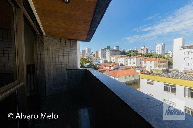 Apartamento à venda com 4 dormitórios em Santo antônio, Belo horizonte cod:263492 - Foto 4