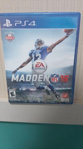 NFL MADDEN 16 - PS4