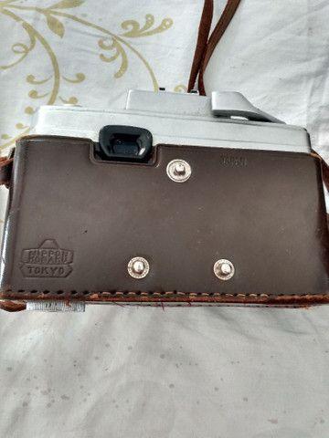 Máquina de fotografia antiga nikkorex R$ 350,00 whatsapp * - Foto 5