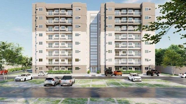 136 Condomínio Fit One. Apartamentos de 55m² no porcelanato na região do Turu - Foto 4