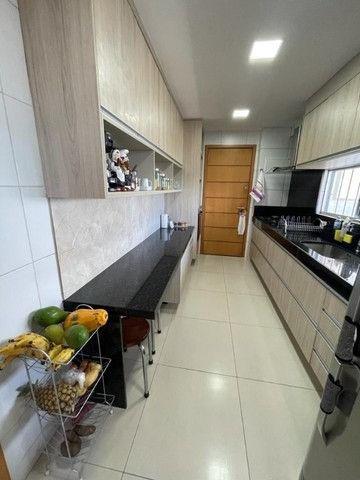 Ótimo apartamento no Residencial Alfredo Volpi, Bessa, 3 suítes + DCE, com linda vista  - Foto 14