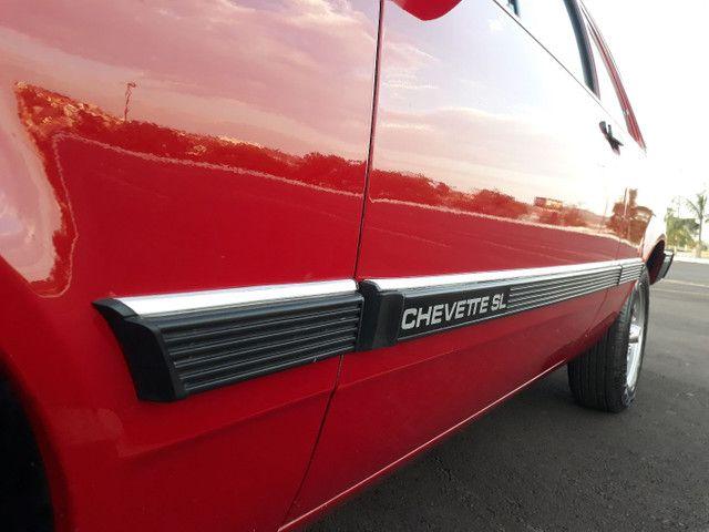 GM Chevette sl 1.6s ano 1987 Raríssimo estado de conservação  - Foto 5