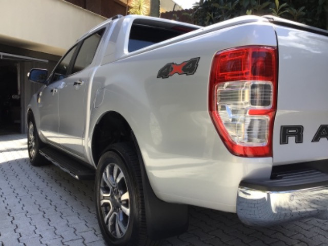 Ranger Limited 2020 Prata Com Apenas 6 mil kms!! Novíssima, Real Estado de Zero!! - Foto 3