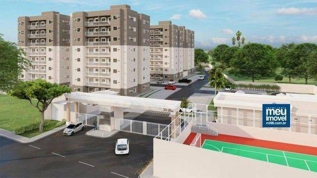 136 Condomínio Fit One. Apartamentos de 55m² no porcelanato na região do Turu - Foto 2