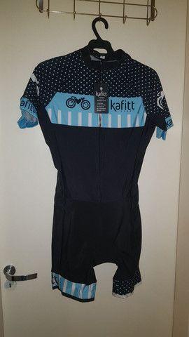 Roupa Ciclismo Feminina - Foto 4