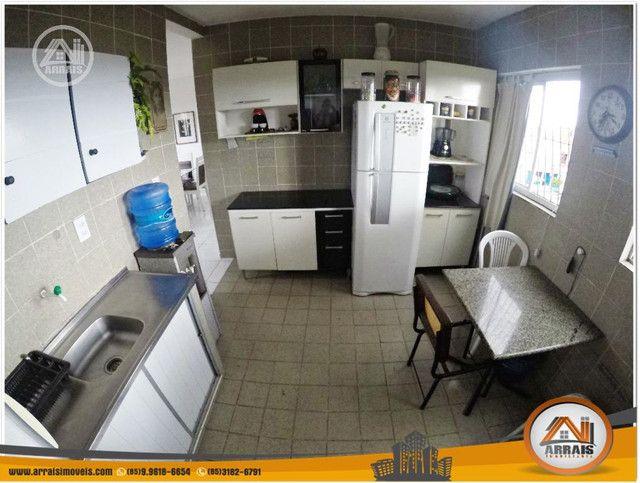 Apartamento à venda, 106 m² por R$ 200.000,00 - Vila União - Fortaleza/CE - Foto 13