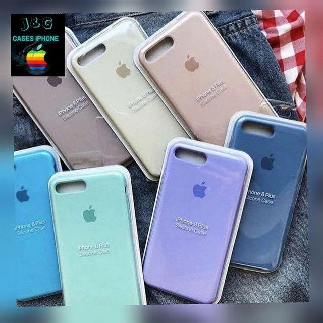 Capinha/case iPhone e películas 3d - Foto 2