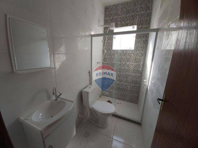 Casa com 2 dormitórios à venda, 67 m² por R$ 210.000 - Balneário das Conchas - São Pedro d - Foto 6