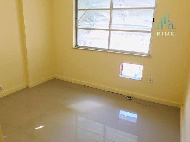 Apartamento com 1 dormitório para alugar, 50 m² - Icaraí - Niterói/RJ - Foto 4