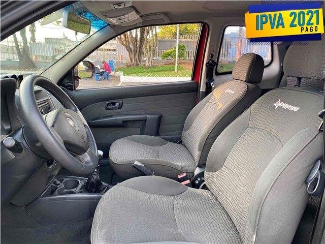 Fiat strada adventure cabine dupla  com 1 ano de garantia e seguro* - Foto 8
