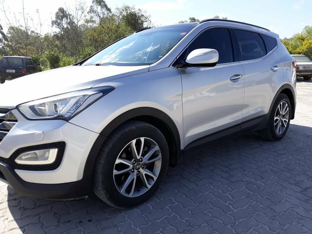 Exceptional Hyundai Santa Fé Zerada