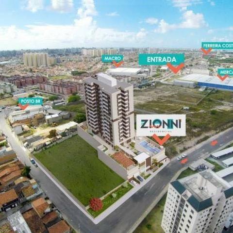 Zionni - Lançamento no fundo do Mercantil Rodrigues - Jabotiana