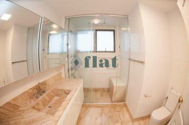 Apartamento à venda com 5 dormitórios em Barra da tijuca, Rio de janeiro cod:FLAP50004 - Foto 14