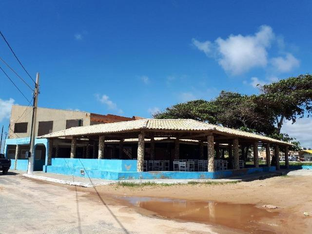 Bar Restaurante c/2.000 m² de área, na Orlinha da Coroa do Meio - Praia de Atalaia