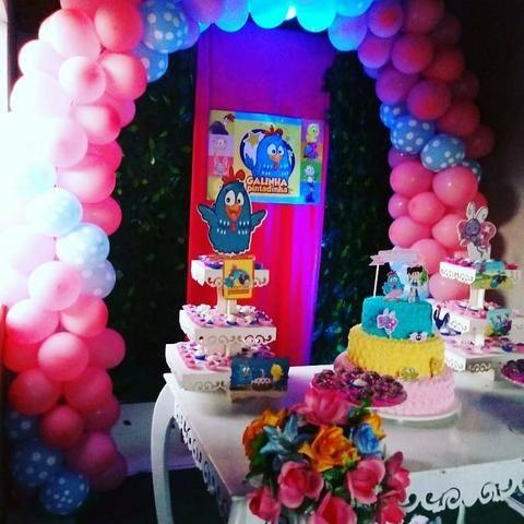 Decorações de aniversários - Foto 3