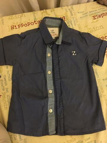 Camisa Club Z 2 anos