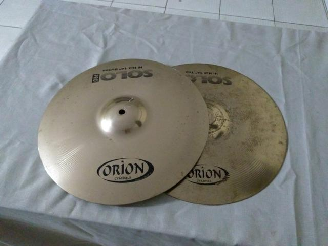 Chimbal Orion Solo 14''