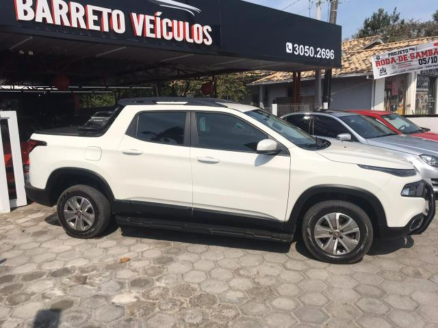 Fiat toro freedom automática flex 2019 c/ 28mil km leia - Foto 5