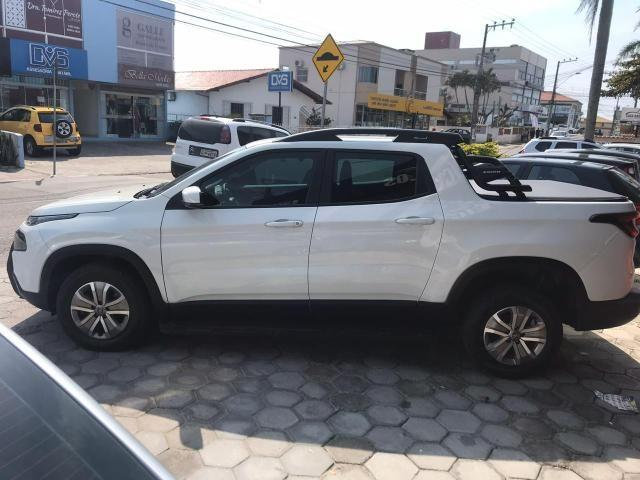 Fiat toro freedom automática flex 2019 c/ 28mil km leia - Foto 3