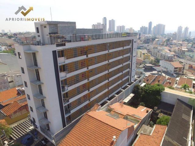 Apartamento com 2 dormitórios à venda, 54 m² por R$ 283.400 - Santa Maria - Santo André/SP