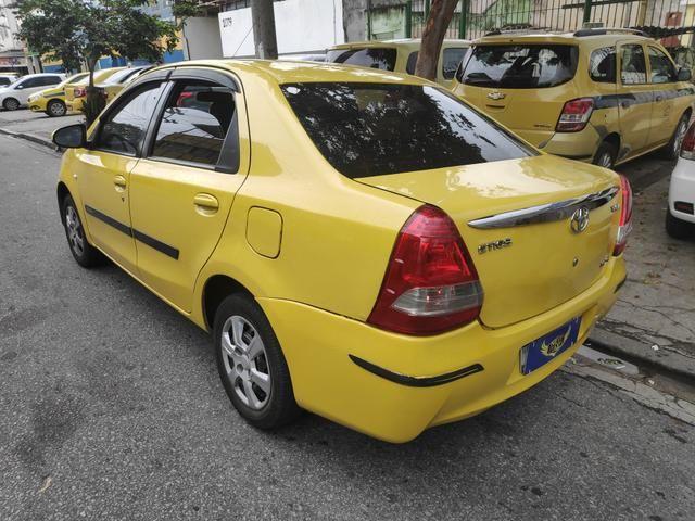 Ex Táxi - Etios Sedan Xs 1.5 2014 Aprovação Imediata - Foto 5