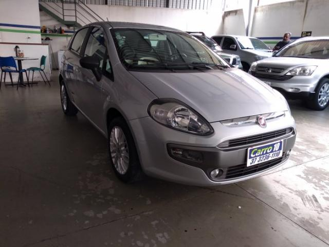 Fiat punto 2013 1.6 essence 16v flex 4p manual - Foto 6