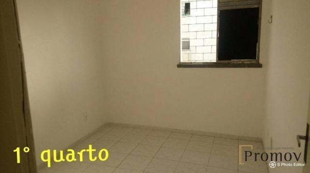 Apartamento residencial à venda, Cidade Nova, Aracaju. - Foto 5
