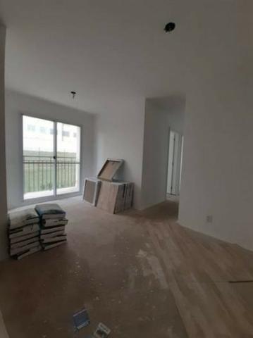 3 Dormitórios. Apartamento Novo. Lazer Completo. Parque São Vicente - Mauá - Foto 3