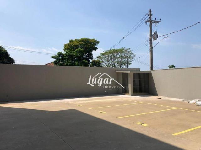 Apartamento com 2 dormitórios para alugar, 56 m² por R$ 1.600,00/mês - Senador Salgado Fil - Foto 3