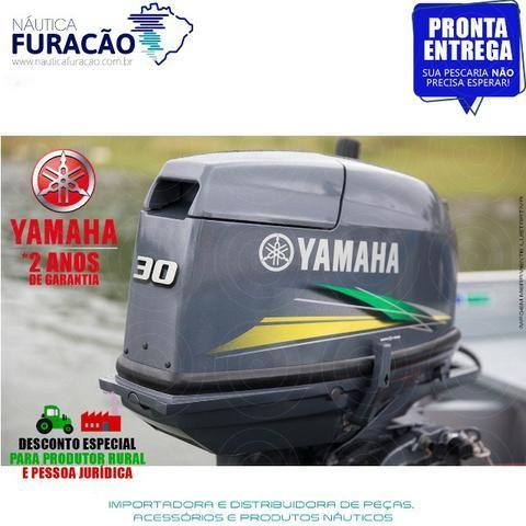 Motor de Popa Yamaha 30hp M - Foto 6