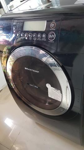 Maquina de lavar roupa Lava & Seca 7kg Brastemp