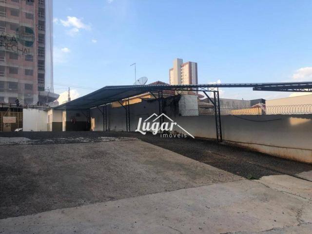 Terreno para alugar, 485 m² por r$ 2.200/mês - centro - marília/sp - Foto 10