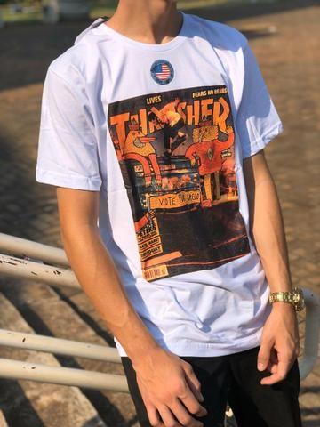 Camiseta Skate - Foto 4